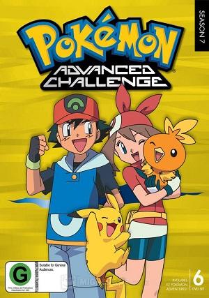 >Pokemon โปเกม่อนภาคปี 7 Advanced Challenge