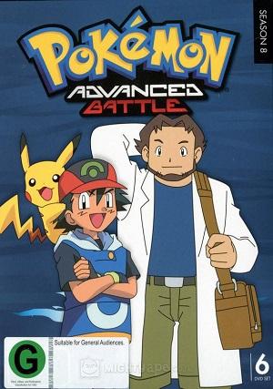 >Pokemon โปเกม่อนภาคปี 8 Advanced Battle พากย์ไทย