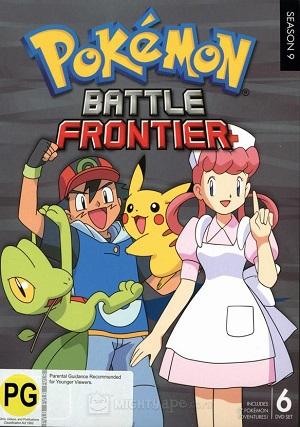 >Pokemon โปเกม่อนภาคปี 9 Battle Frontier