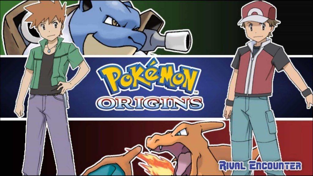 >Pokemon The Origin ภาคต้นกำเนิดโปเกม่อนเรด