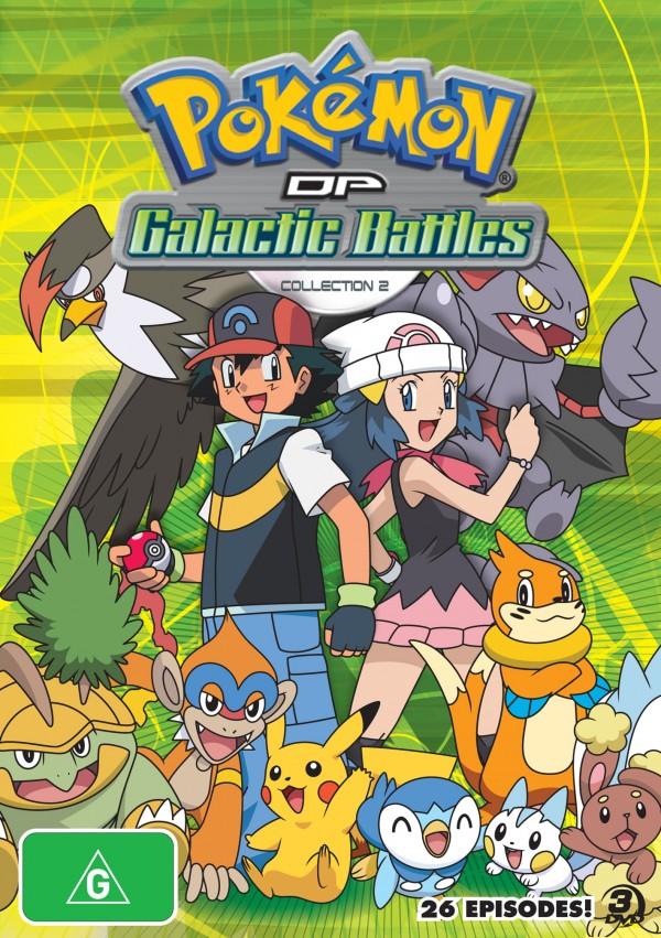 >Pokemon โปเกม่อนปี12 Diamond and Pearl Galactic Battles ตอนที่ 1-29 พากย์ไทย