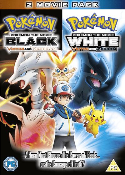 >Pokemon the movie 14 โปเกม่อน เดอะมูฟวี่ 14 วิคตินี่กับวีรบุรุษสีดำเซครอม ซับไทย