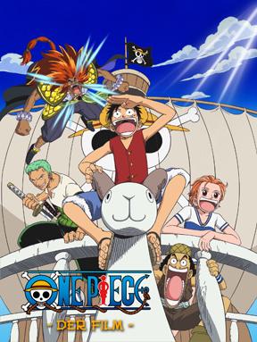 >วันพีชเดอะมูฟวี่ 1 (One Piece The Movie 1) เกาะสมบัติแห่งวูนัน พากย์ไทย ซับไทย