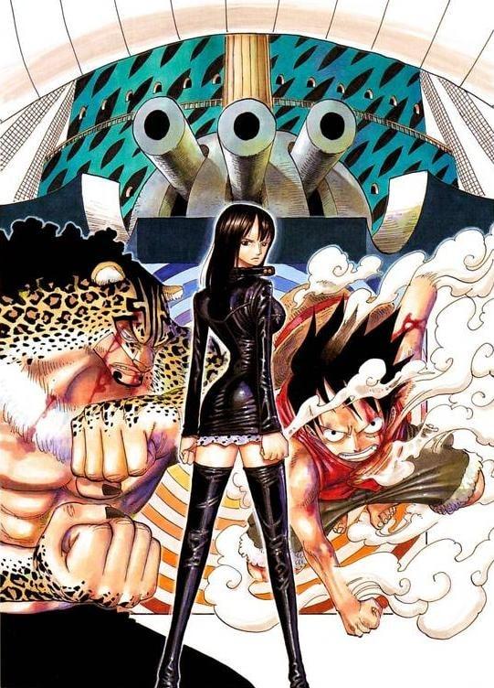 >วันพีช One Piece ภาค 9 เอนิเอสล็อบบี้ ตอนที่ 265-336 พากย์ไทย