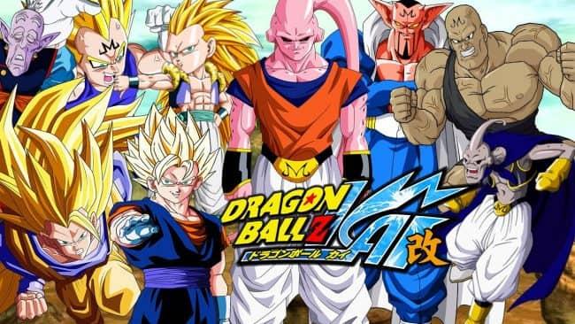>Dragonball Z kai ดราก้อนบอล ไค ตอนที่ 1-98 พากย์ไทย