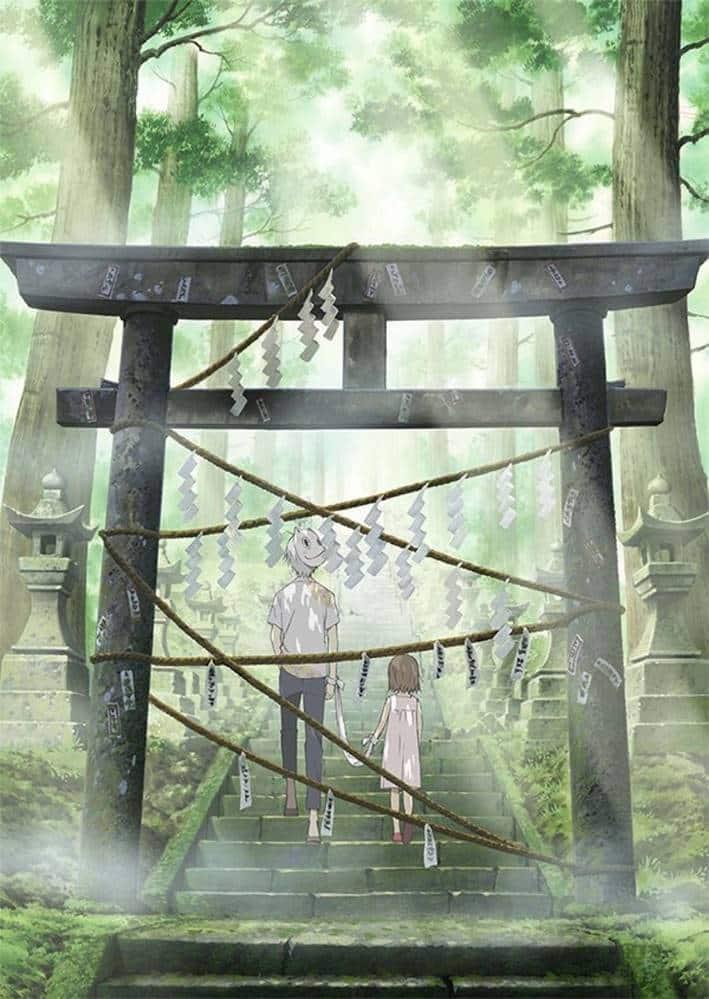 >Hotarubi no mori e สู่ป่าแห่งแสงหิ่งห้อย The Movie ซับไทย