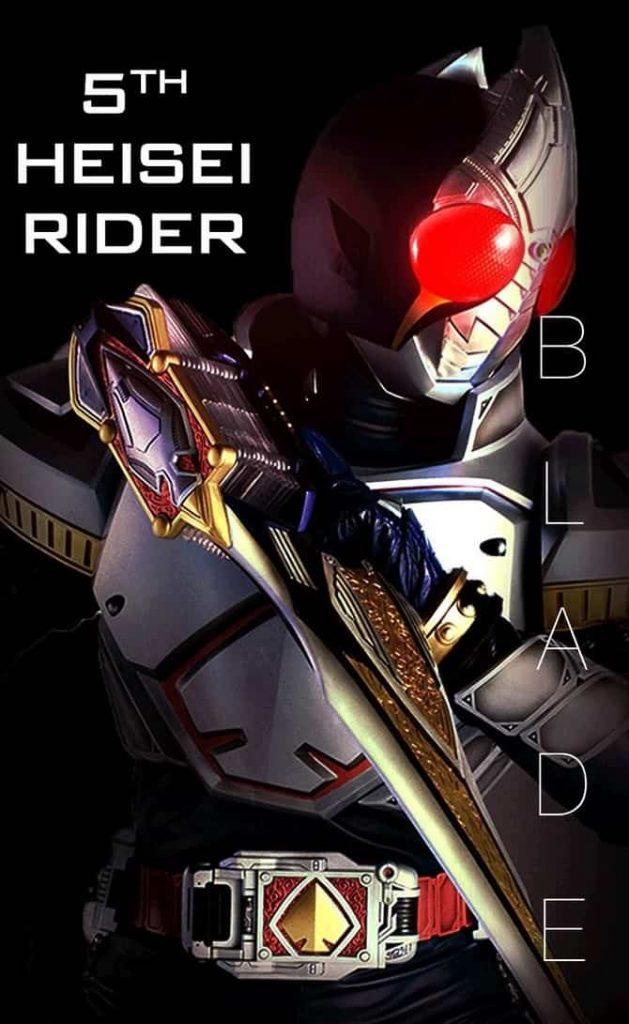>Kamen Rider Blade มาสค์ไรเดอร์เบลด ตอนที่ 1-49 พากย์ไทย