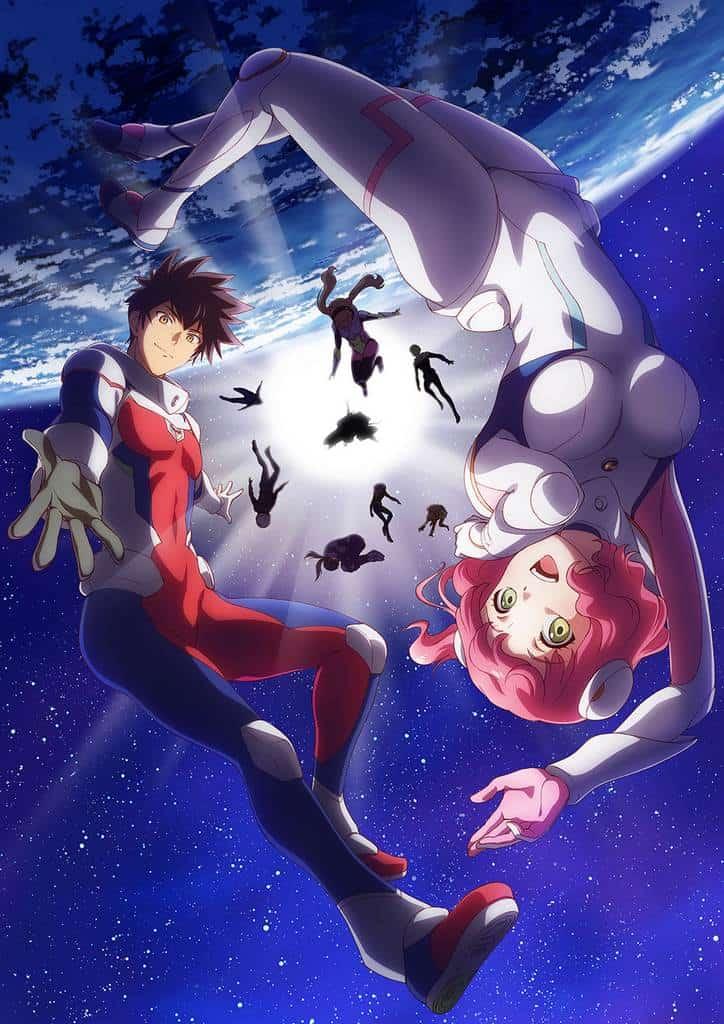 >Kanata no Astra (Astra Lost in Space) ตอนที่ 1-12 ซับไทย