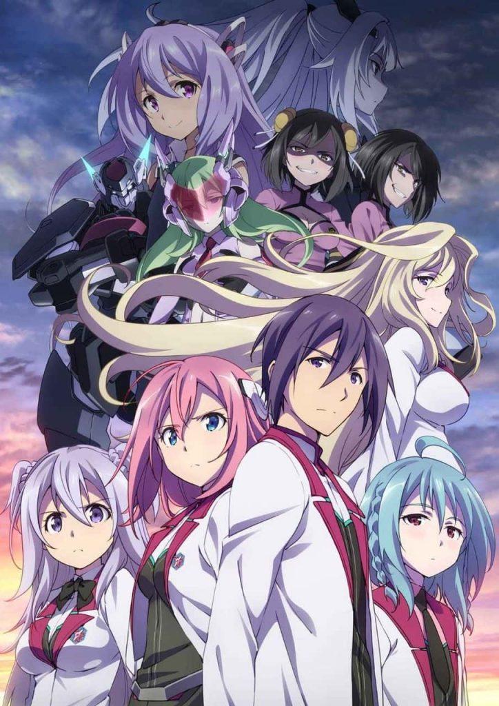 >Gakusen Toshi Asterisk 2nd Season (ภาค2) ตอนที่ 1-12 ซับไทย