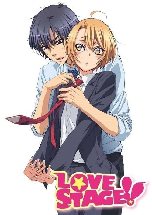 >Love Stage!! วุ่นรักนักขุดทอง ตอนที่ 1-10+OVA ซับไทย