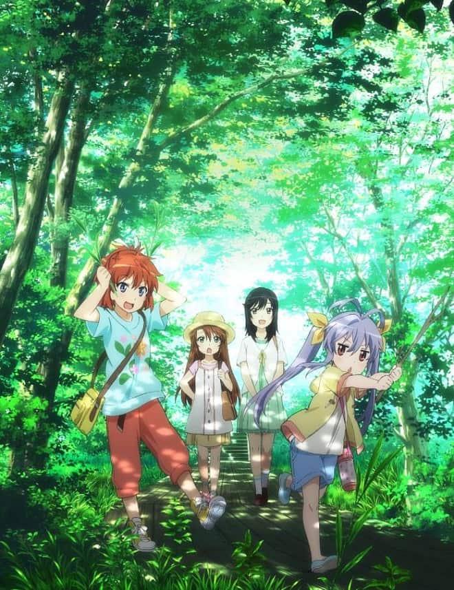 >Non Non Biyori Repeat สาวใสหัวใจบ้านทุ่ง ภาค2 ตอนที่ 1-12+OVA ซับไทย