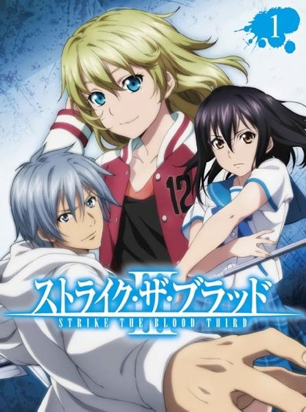 >Strike the Blood III SS3 OVA สายเลือดแท้ที่สี่ ภาค3 ตอนที่ 1-10 ซับไทย