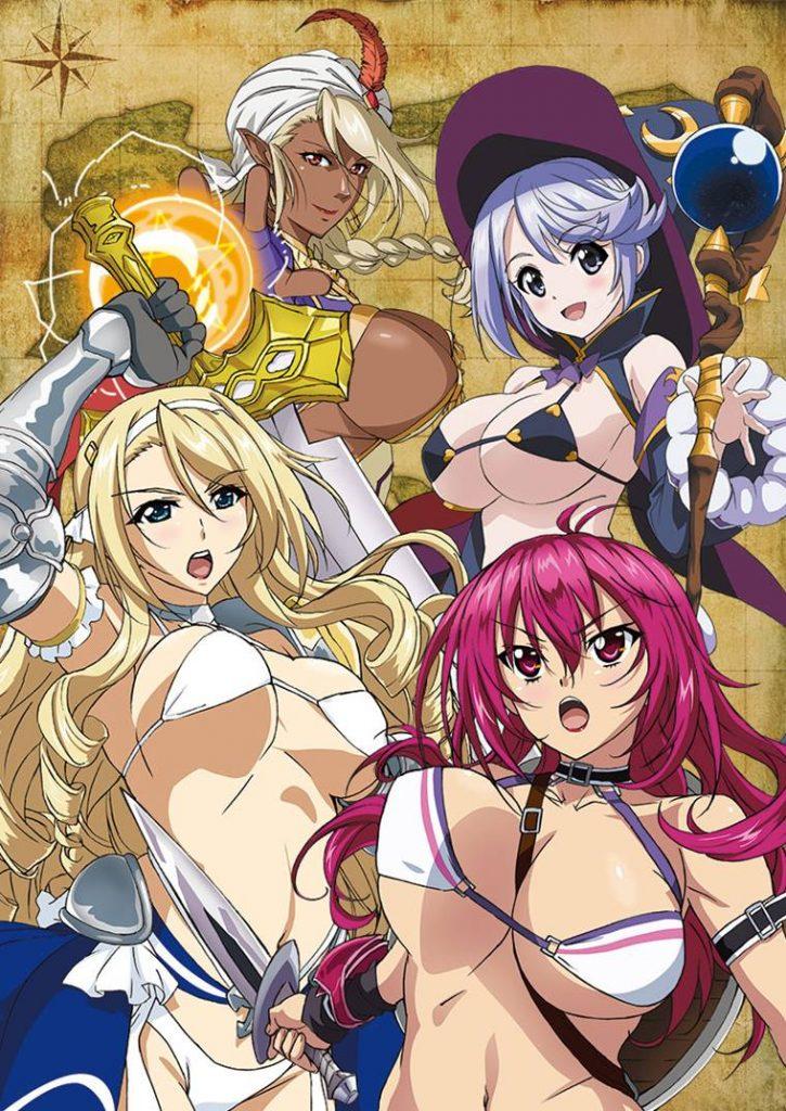 >Bikini Warriors การผจญภัยของสาวบิกินี่ ตอนที่ 1-15 ซับไทย