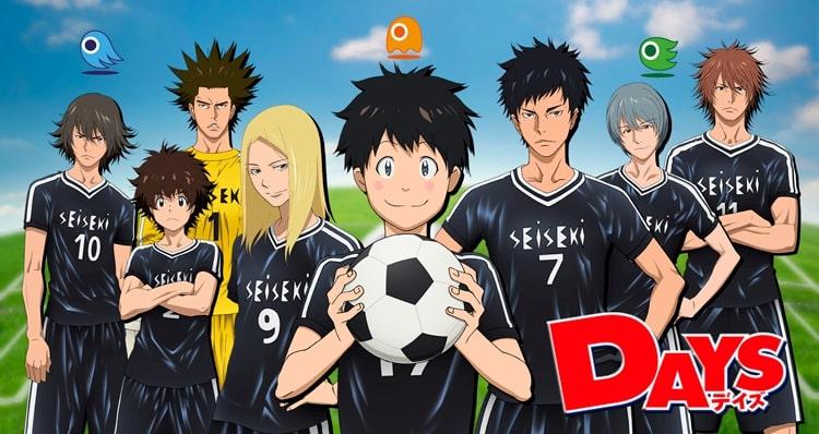 >Days ตอนที่ 1-24+OVA ซับไทย