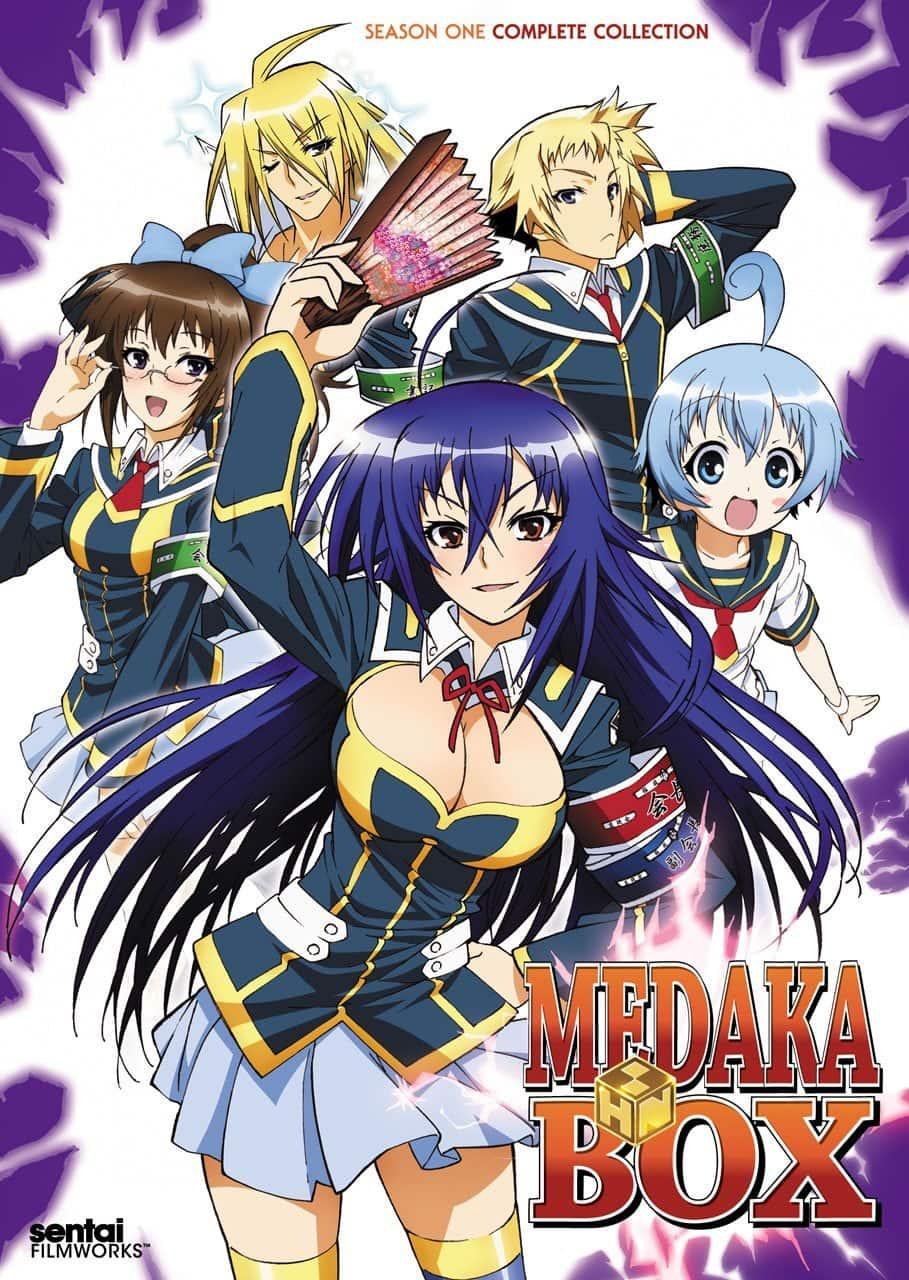 Medaka-Box-คุโรคามิ-มาดากะ