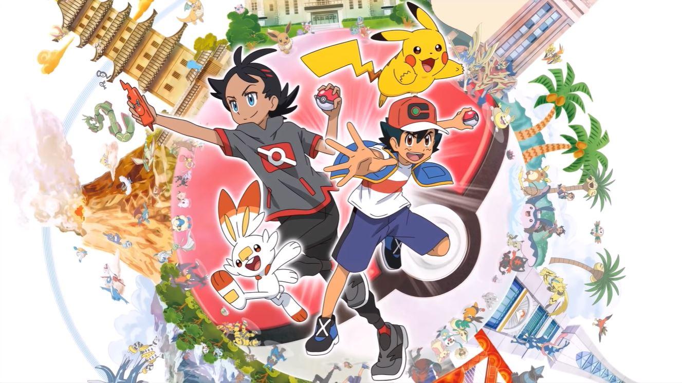 >Pokemon Journey โปเกม่อน เจอร์นีย์ ปี23 ตอนที่ 1-12 พากย์ไทย