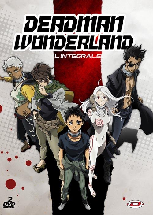 >Deadman Wonderland เดดแมนวันเดอร์แลนด์ ตอนที่ 1-12+OVA ซับไทย