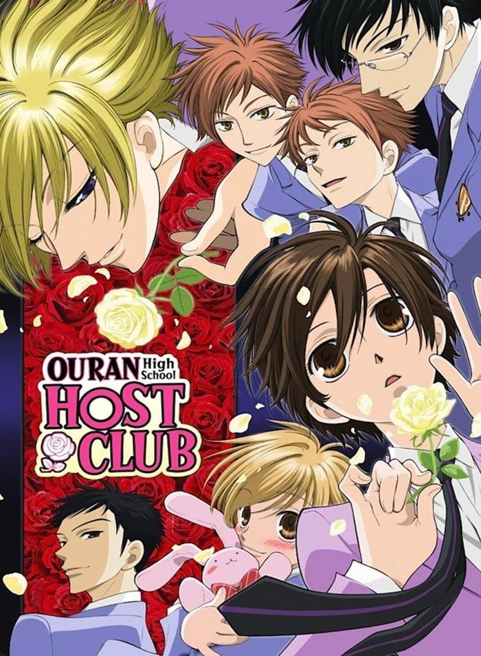 >Ouran High School Host Club ชมรมรัก คลับมหาสนุก ตอนที่ 1-26 พากย์ไทย