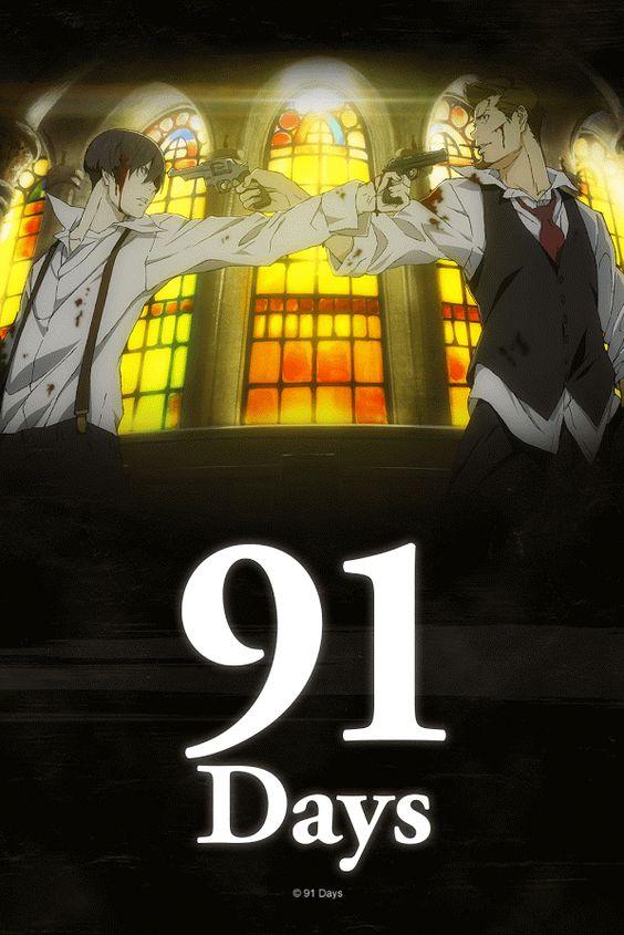 >91 Days ตอนที่ 1-12 ซับไทย