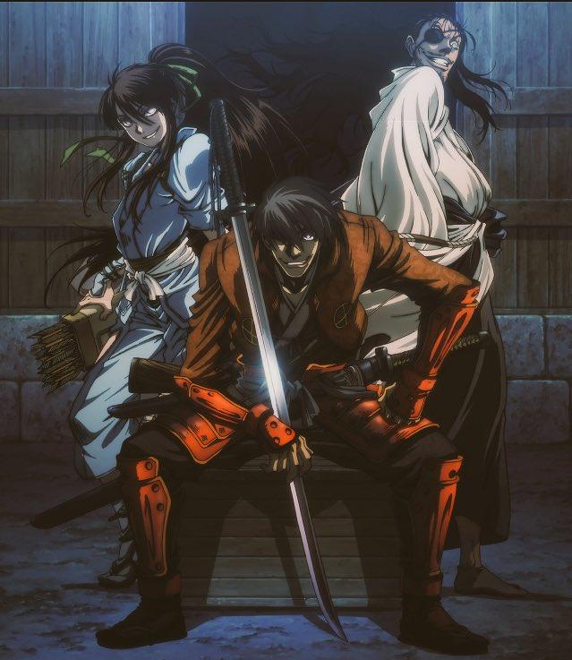 >Drifters สงครามผ่ามิติ ตอนที่ 1-12 OVA ซับไทย