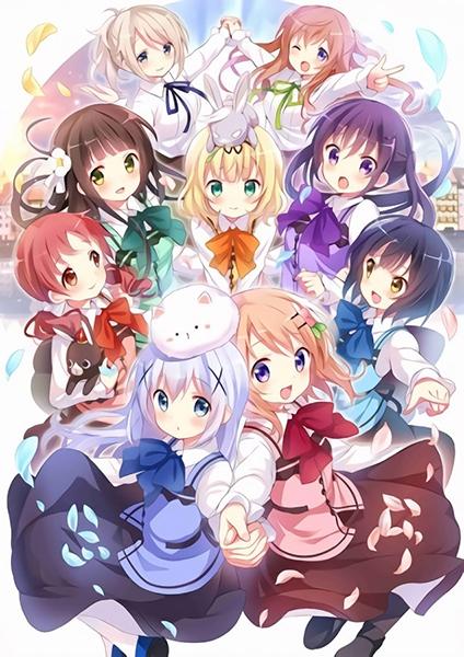 >Gochuumon wa Usagi desu ka?? (ภาค2) ตอนที่ 1-12+OVA ซับไทย