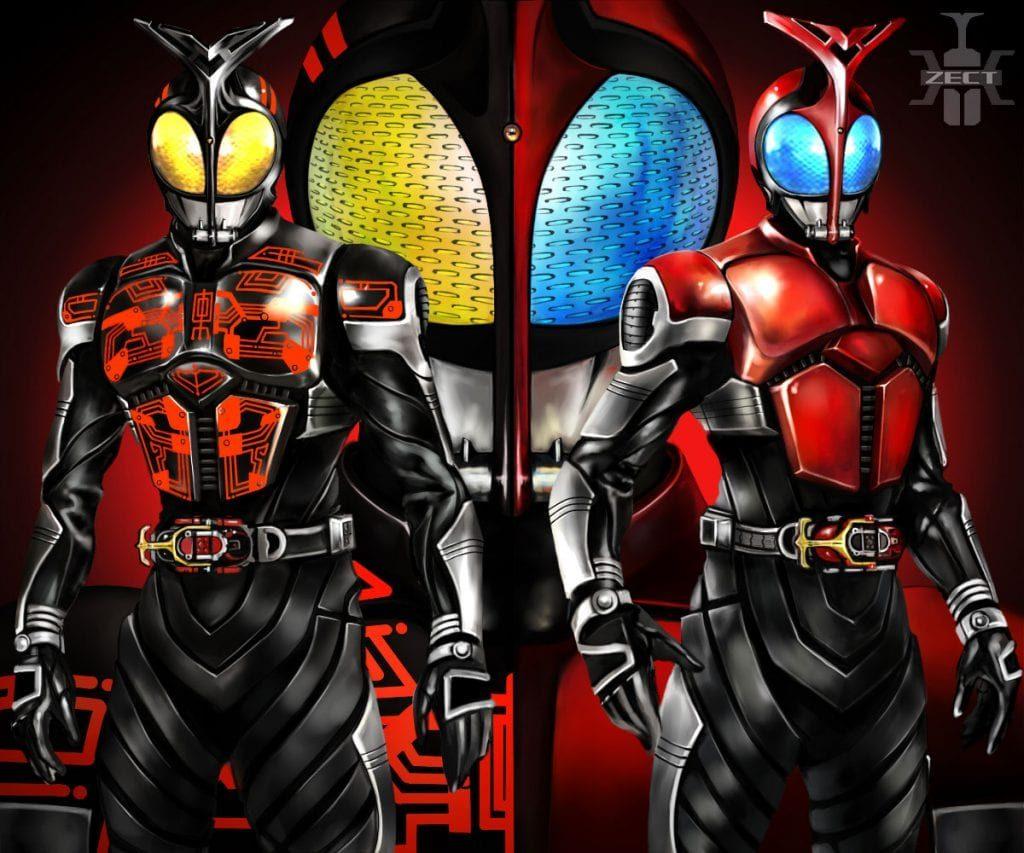 >Kamen Rider Kabuto มาสค์ไรเดอร์ คาบูโตะ ตอนที่ 1-49 พากย์ไทย