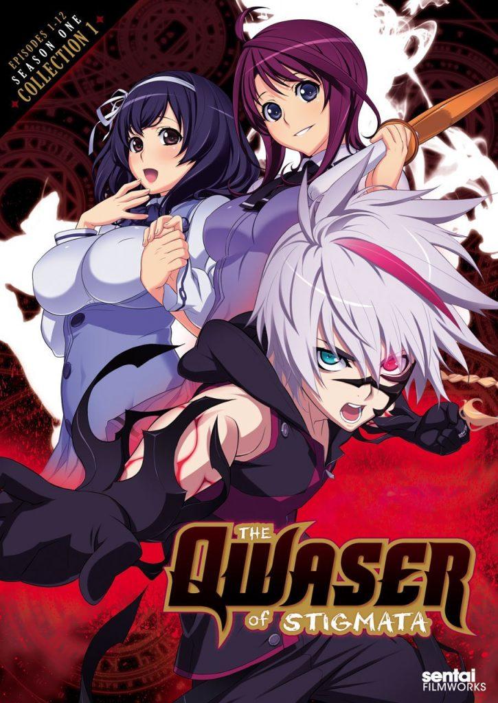 >Seikon no Qwaser II ตราบาปล้างปฐพี (ภาค2) ตอนที่ 1-12 ซับไทย