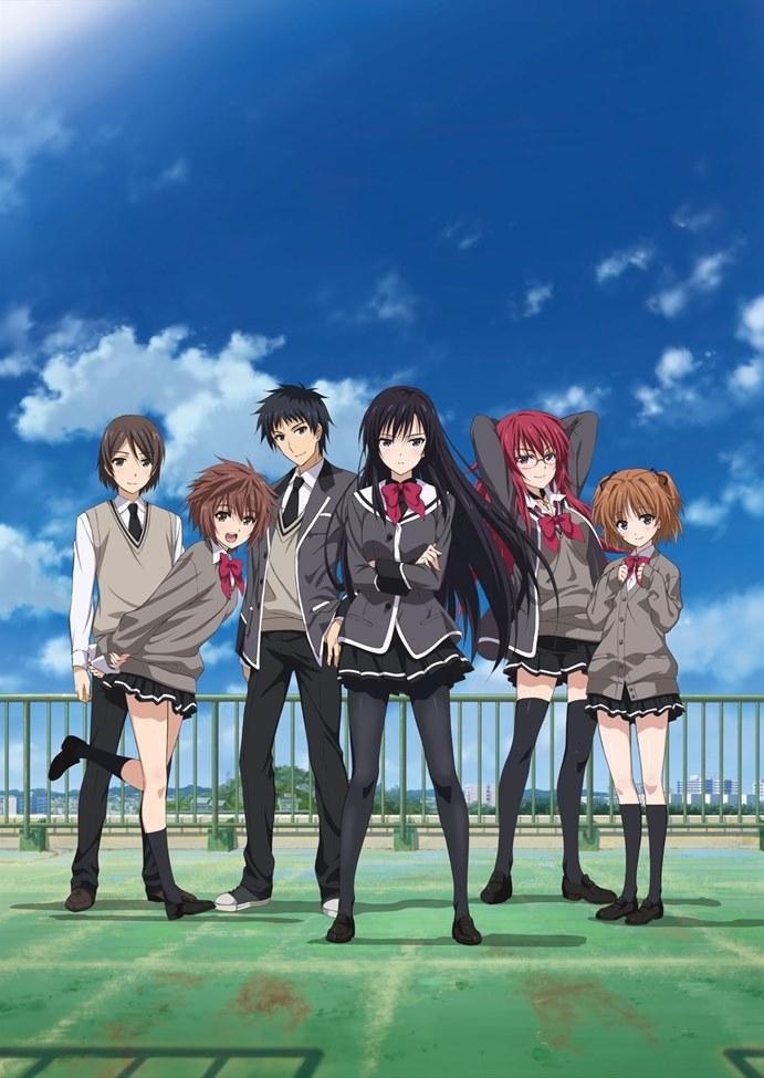 >Shoujo-tachi wa Kouya wo Mezasu ตอนที่ 1-12+OVA ซับไทย