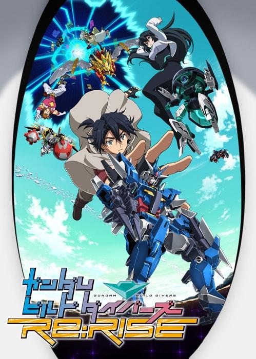 >Gundam Build Divers Re:Rise ตอนที่ 1-13 ซับไทย