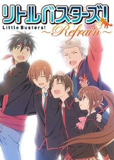 Little-Busters!-Refrain-(ภาค2)-ซับไทย