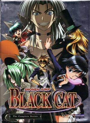 >Black Cat แบล็คแคท ตอนที่ 1-24 พากย์ไทย