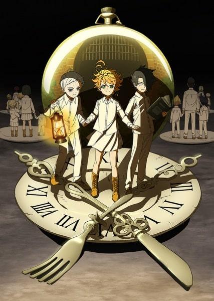 >Yakusoku no Neverland ตอนที่ 1-12 ซับไทย
