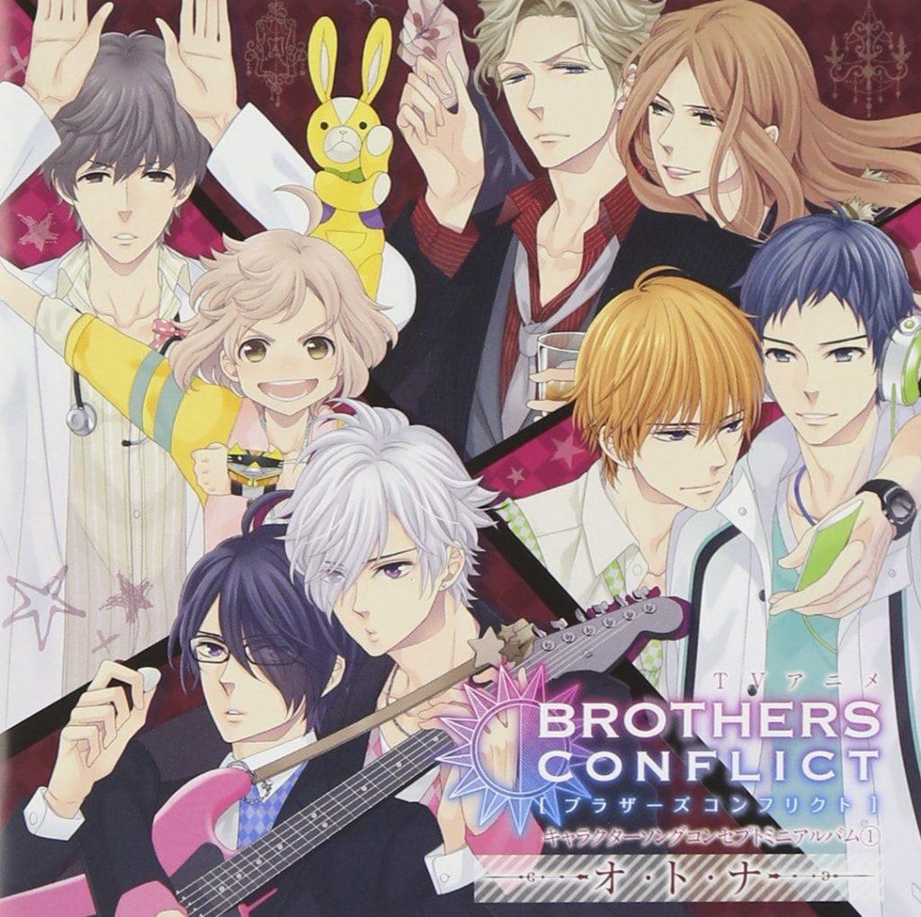 >Brother Conflict ตอนที่ 1-12 OVA ซับไทย