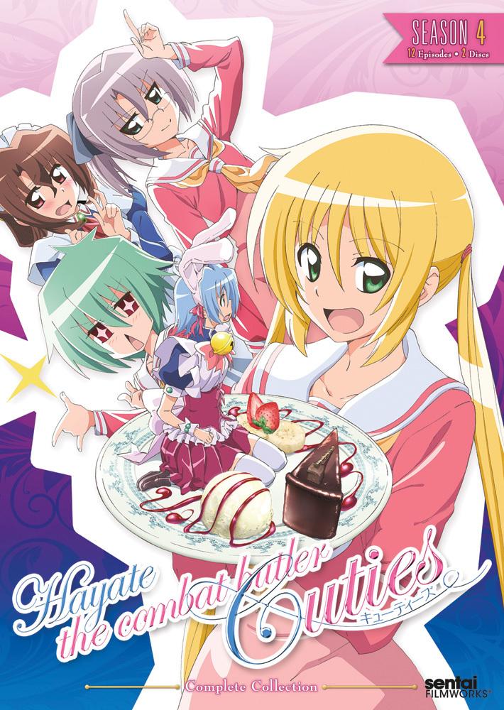 >Hayate no Gotoku! Cuties (ภาค4) ตอนที่ 1-12 ซับไทย