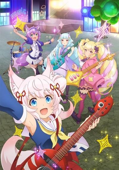 >Show By Rock!! Mashumairesh!! ภาค3 ตอนที่ 1-12 ซับไทย