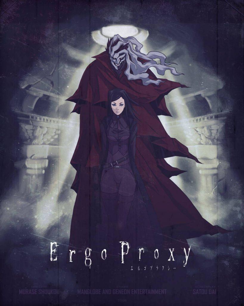 >Ergo Proxy ตอนที่ 1-23 ซับไทย