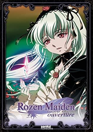 >Rozen Maiden โรเซ่น ไมเด้น (ภาค1) ตอนที่ 1-12 ซับไทย