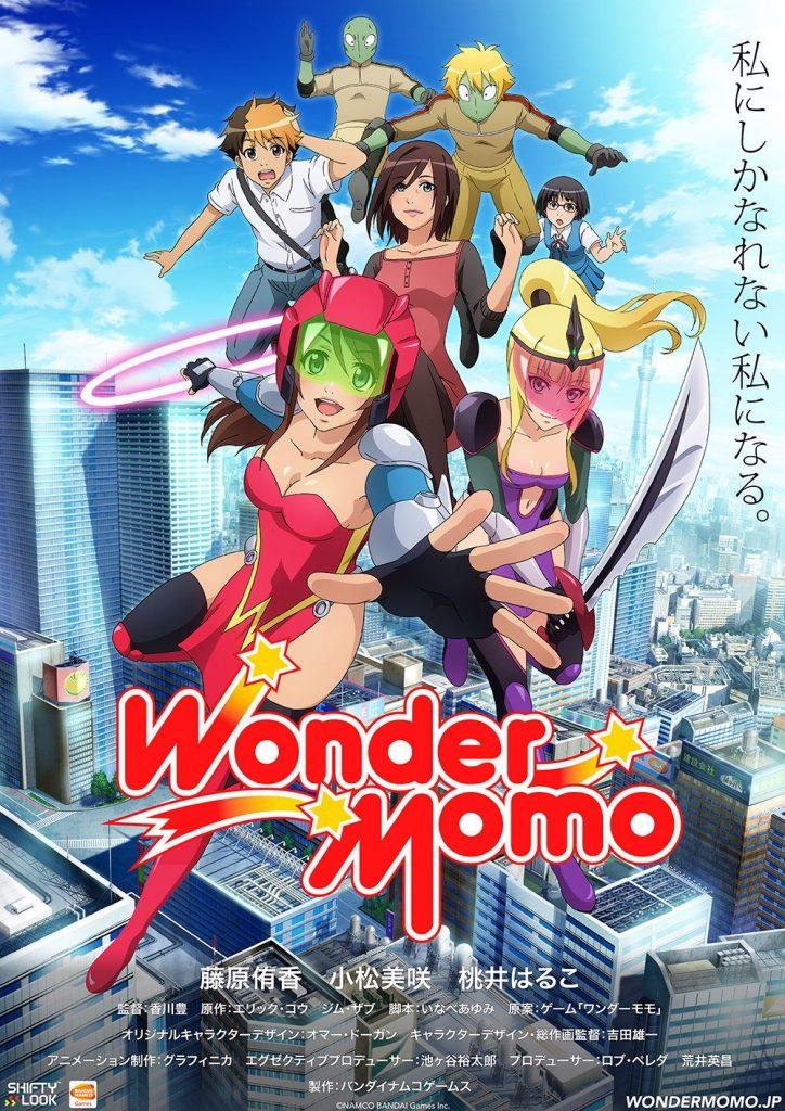 >Wonder Momo ฮีโร่สาวน้อย ตอนที่ 1-5 ซับไทย