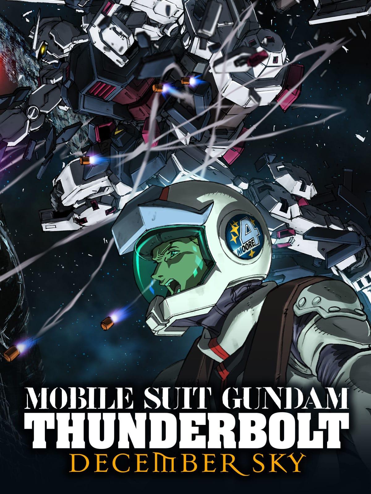 >Mobile Suit Gundam Thunderbolt- December Sky Movie เดอะมูฟวี่ ซับไทย