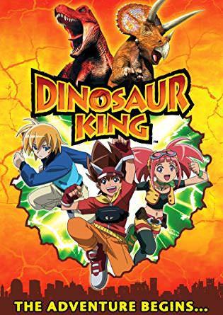 >Dinosaur King 1 ไดโนคิง ราชันย์พันธุ์ไดโนเสาร์ ภาค1 ตอนที่ 1-4 พากย์ไทย
