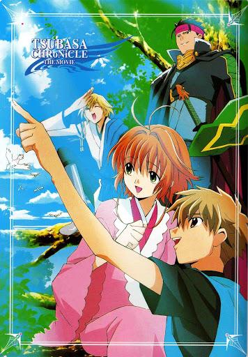 >Tsubasa Reservoir Chronicles The Movie สึบาสะ สงครามเทพข้ามมิติ เดอะ มูฟวี่ องค์หญิงแห่งอาณาจักรกรงนก พากย์ไทย