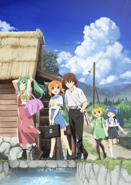 >Higurashi no Naku Koro Ni (2020) แว่วเสียงเรไร ตอนที่ 1-8 ซับไทย