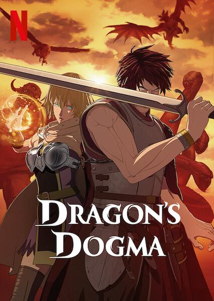 >Dragon's Dogma ตอนที่ 1-7 พากย์ไทย