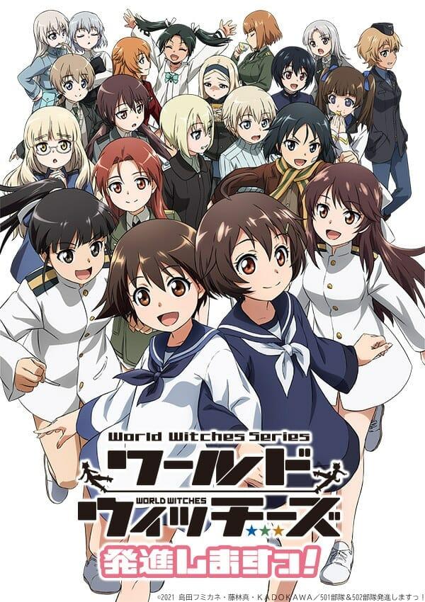 >World Witches Hasshin Shimasu! ตอนที่ 1-2 ซับไทย