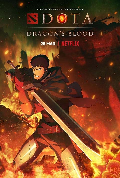 >Dota Dragon's Blood (2021) เลือดมังกร ตอนที่ 1-8 พากย์ไทย