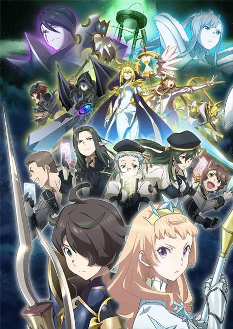 >Seven Knights Revolution: Eiyuu no Keishousha เซเว่นไนท์เรโวลูชั่น ผู้สืบทอดแห่งวีรชน ตอนที่ 1-2 ซับไทย