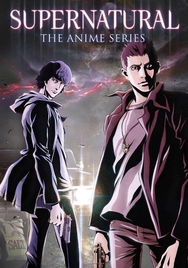 >Supernatural The Animation ตอนที่ 1-22 ซับไทย