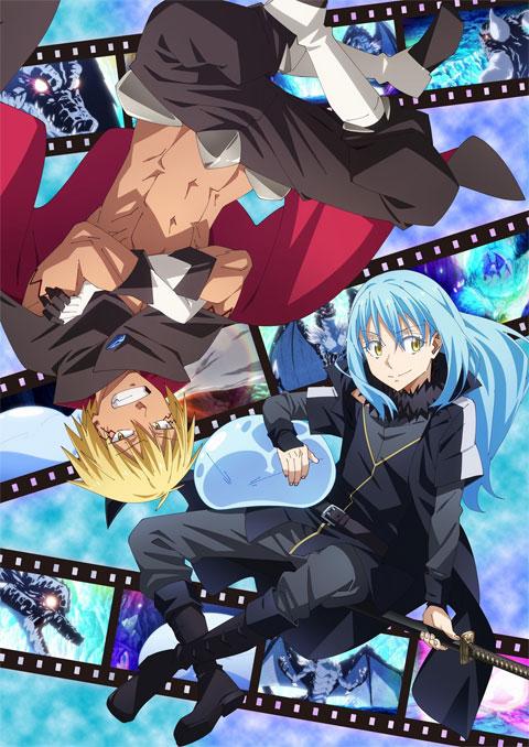 >Tensei Shitara Slime Datta Ken 2nd Season Part 2 ตอนที่ 1-4 ซับไทย