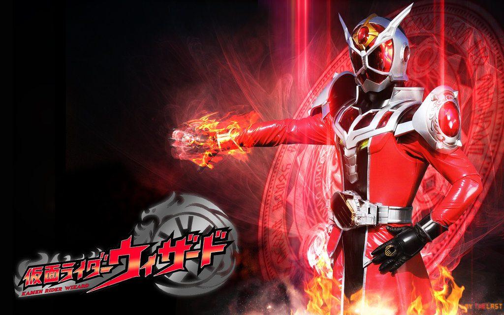 >Kamen Rider Wizard มาสค์ไรเดอร์วิซเซิร์ด ตอนที่ 1-51 พากย์ไทย