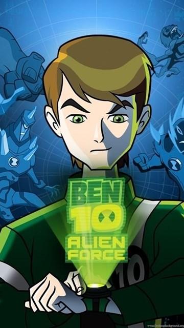 >Ben 10 Alien Force เบ็นเท็น พลังเอเลี่ยน ตอนที่ 1-46 พากย์ไทย